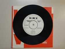 "JOHNNY KIDD & PIRATES: Restless- Magic Of Love-U.K. 7"" 60 H.M.V. 45-POP 790 Demo"