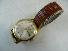Vintage Omega Seamaster 600 Men's Wristwatch Stainless Steel 17 Jewel Swiss Old