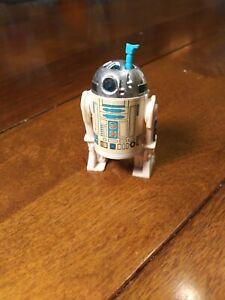 Vintage 1977 Kenner R2-D2 Star Wars Figure With Sensorscope