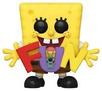 Spongebob - Spongebob with FUN US Exclusive Pop! Vinyl [RS]-FUN43976