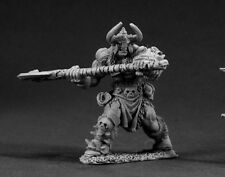 REAPER MINIATURES DARK HEAVEN - 03339 Marek Manslayer Evil Warrior