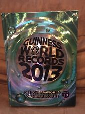 Guiness World Records Book 2013