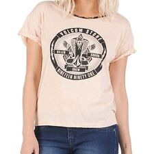NEW VOLCOM SURF WOMEN LETS GET SNAKED TEE CAMI TOP SHIRT SMALL code ii157