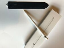 Apple Pencil (1st Generation) for iPad - White in Box with a case in BOX