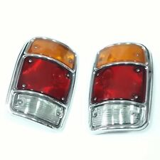 DATSUN SUNNY B120 Pickup Truck Tail Light Rear Lamp Genuine Parts NOS JP(Pair)