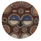 MASQUE AFRICAIN TEKE KIDUMU CONGO ART TRIBAL PREMIER PRIMITIF D' AFRIQUE 6419
