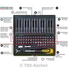 Proxxon 23107 Sicherheits- & Spezialbitsatz 75-teilig