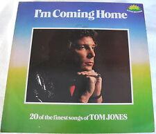 Tom Jones - I'm Coming Home - Lotus Records WH 5001