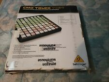 BEHRINGER USB MIDI controller CMD TOUCH TC 64 pad