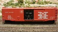 Athearn Rail Runner Ltd Run BB HO 50' Plug Door Boxcar, New Haven, Upgraded, Exc