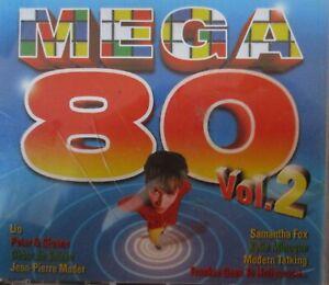 4 CD  ANNEES 80 VOL 2