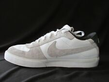Nike 2010 Dunk Low 6.0  White Leather Suede 313067-101 US Men's 10M EU44