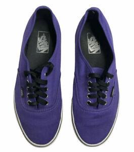 Vans Era Off the Wall Classic Purple/White Skateboard Shoes Men (Size: 8.5) TB9C