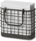 Vintage Napkin Holder, Industrial Gray KITCHEN ESSENTIAL DOUBLES AS D�COR