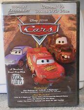 Disney PIXAR Cars Geared-Up BONUS DVD Disc WalMart Exclusive! Rascal Flatts NEW