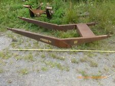 Vintage Tractor Loader Frame / Arms See Photos