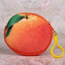 Fruit Ladies Wallet Coin Card Clutch Mini Pouch Zipper Key Change 1Pcs Holder