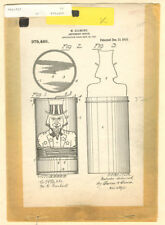 """Uncle Sam"" Toy U.S. Patent"