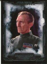 Star Wars Masterwork 2016 Base Card #10 Grand Moff Tarkin