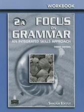 Focus on Grammar 2 Split Workbook A 3rd Edition