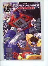 Transformers Armada #1 Chromium Cover VF/NM