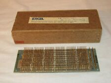 EXCEL PANNEL CONNECTOR ARRAY PART Number XL8136-PG13-30 in Original Box