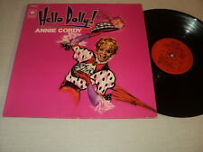 "ANNIE CORDY 33 TOURS LP 12"" FRANCE HELLO DOLLY ! *PIERRE OKLEY*+"