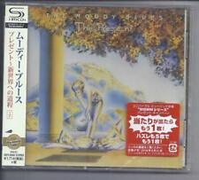The MOODY BLUES The Present  JAPAN SHM CD  UICY-25557 sealed NEW