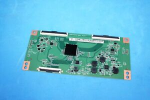 T-CON LVDS BOARD CCPD-TC575-009 V1.0 FOR HITACHI 58HK6100U A 58HK6100UA TV
