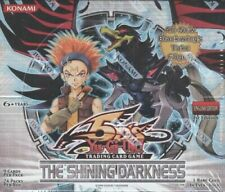 *NEW* Yu-Gi-Oh!: The Shining Darkness Unlimited Edition Booster Box