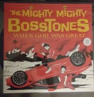 The Mighty Mighty Bosstones - When God Was Great Opaque Yellow Indie Exclusive