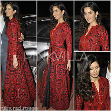 Actual Pics listed- Bollywood Indian PAkistani Katrina Embroidered Lehenga Dress