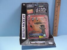 Micro Machines Star Wars Action Fleet Rebel Alliance Battle Pack #1 Galoob 1995