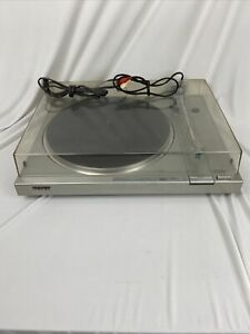 Sony PS-LX2 Direct Drive Turntable System Record Player TESTED