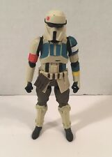 Star Wars Rogue One Shoretrooper Captain loose 2017 opened Hasbro Imperial 3.75""