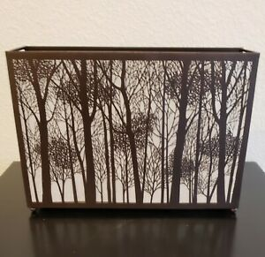 Yankee Candle Forest  Silhouettes  Multi Tea Light Candle Holder