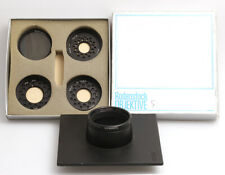 Rodenstock Imagon 250mm auf einer Sinar Platine