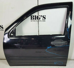 2004-2012 CHEVROLET COLORADO EXTENDED/CREW CAB FRONT LEFT DOOR SHELL OEM #863286