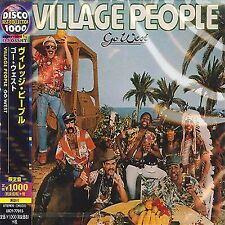 THE VILLAGE PEOPLE - GO WEST - JAPAN CD - UICY-77015  - 4988005876690