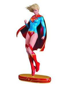 DC Comics Cover Girls Supergirl (DC 2013) ARTGERM LAU! NEW SEALED