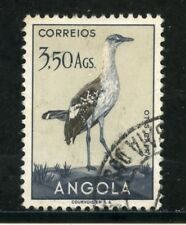 1951 - ANGOLA - 3,5 Ag. UCCELLI - USATO - LOTTO/29012