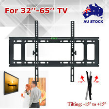 "Universal Tilt TV Wall Mount Bracket SONY SAMSUNG LG Panasonic 32""-65""LED LCD 3D"