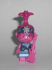 LEGO Trolls - Poppy - Figur Minifigur Troll Trolle Volcano Rock Konzert 41254