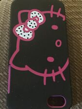 Hello Kitty Black Iphone 5 Case