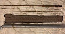 "Phillipson Peerless ""5"" Impregnated Vintage Fly Rod 8'-4 1/4-Line #5 Bamboo"