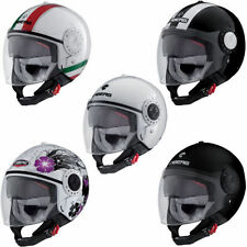 Caberg Helmets with Integrated Sun Visor