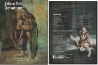 JETHRO TULL AQUALUNG SIGNED 40TH ANNIVERSARY EDITION 2CD 2DVD + BOOKLET BOX SET