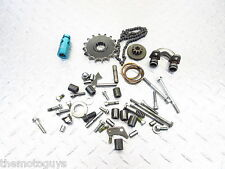 2011 Yamaha YZF R6 600 YZF-R6 08-14 misc nuts screws idle chain front sprocket