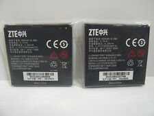 (Lot of 2) ZTE Li3717T43P3h565751 BATTERIES ZTE WARP N860, N910 BOOST PREPAID