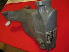 Wright R-1820-66 data plate & oil sump 1200 HP  B-17, SBD Dauntless, DC-3, S-2